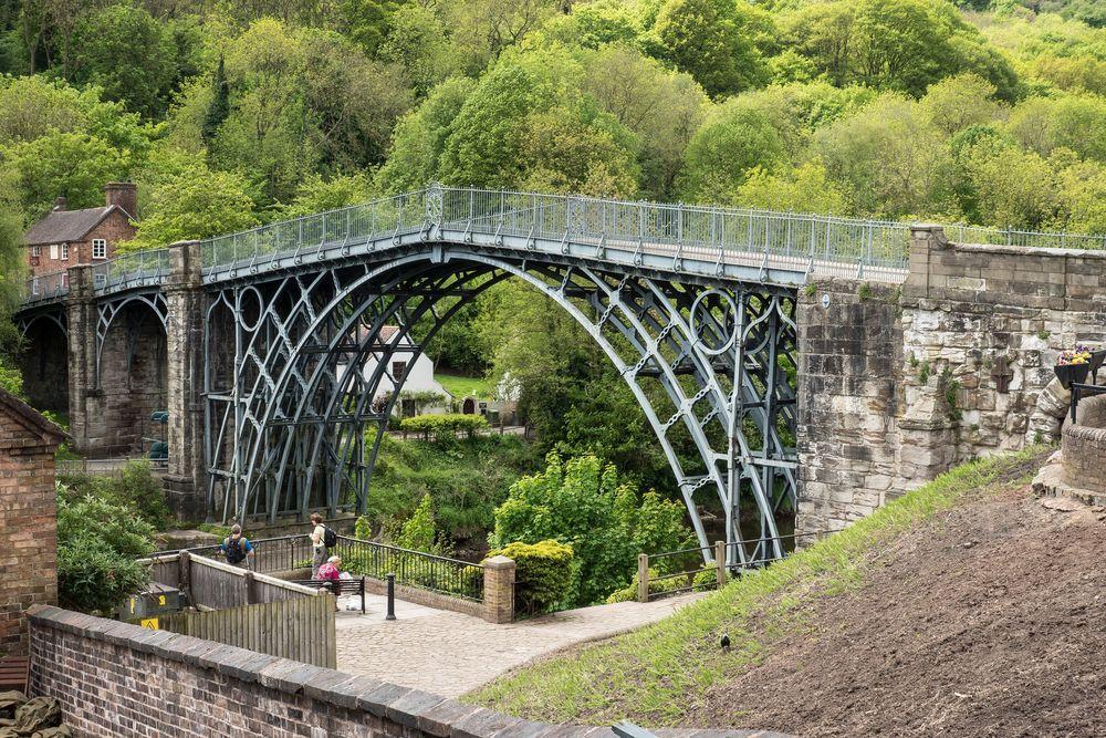 The Iron Bridge of Shropshire Photography