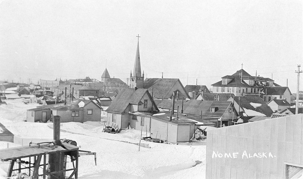 The 1925 Serum Run To Nome: The Incredible Story of How a Remote Alaskan Town Was Saved From an Epidemic Photography
