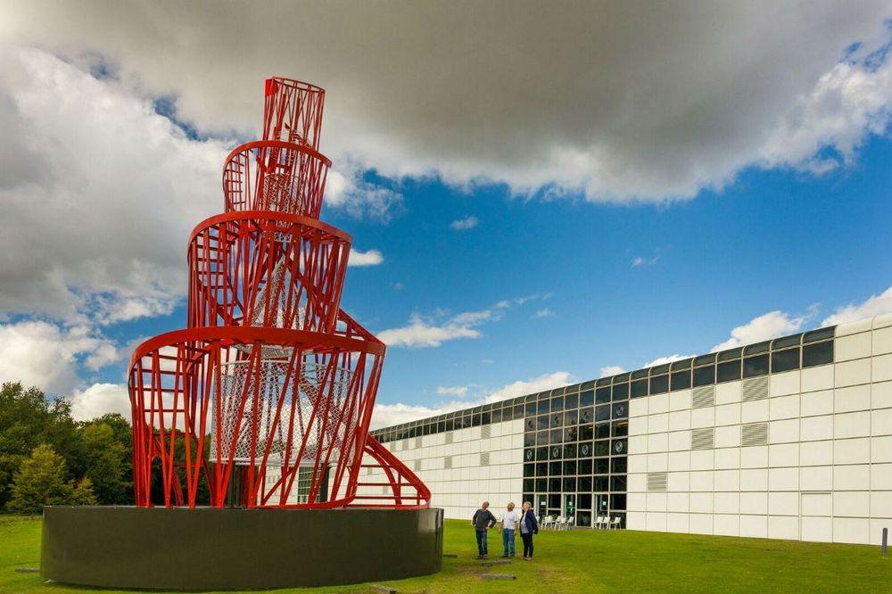 Vladimir Tatlin's Unbuilt Tower | Amusing Planet Photography