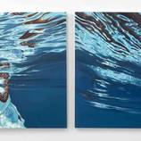 Stunning Paintings of Bodies Floating on the Surface of The Water – Fubiz Media Design
